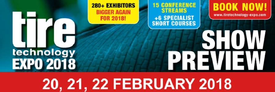 Tire expo 2018